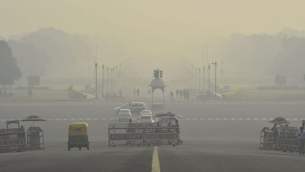 New Delhi's Pollution Levels To Be Determined Using Sensor-Based Technology