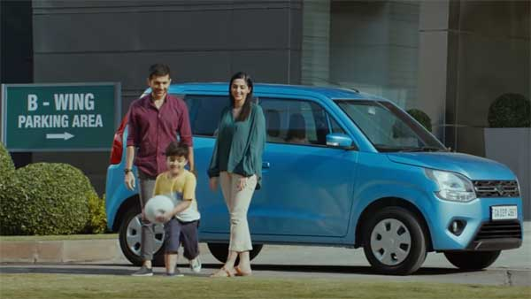 New Maruti Wagon R's TVC Is The Most Positive Thing You'll See Today
