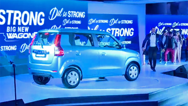 New Maruti Wagon R 2019 —  Another Look