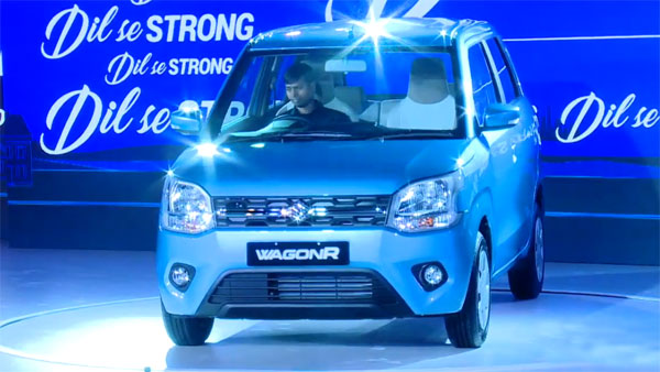 New Maruti Wagon R 2019 Launched In India