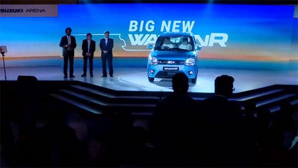 New Maruti Wagon R 2019 — Competitors