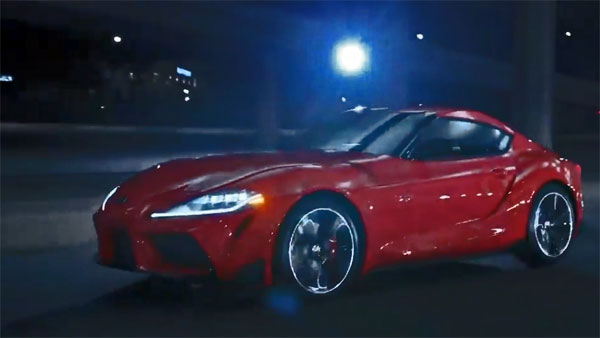 New Toyota Supra Video Leaked Check Out The Specs Images Of 2020