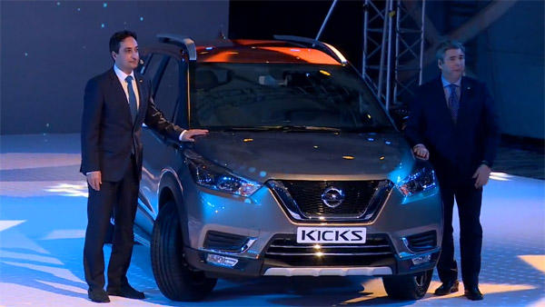 This Is The Nissan Kicks!