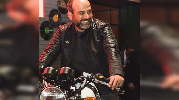 Rudratej Singh Resigns From Royal Enfield