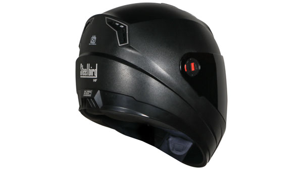 Steelbird SBA-1 HF Hands-Free Helmets Launched In India At Rs 2,589; Music & Calls Connectivity
