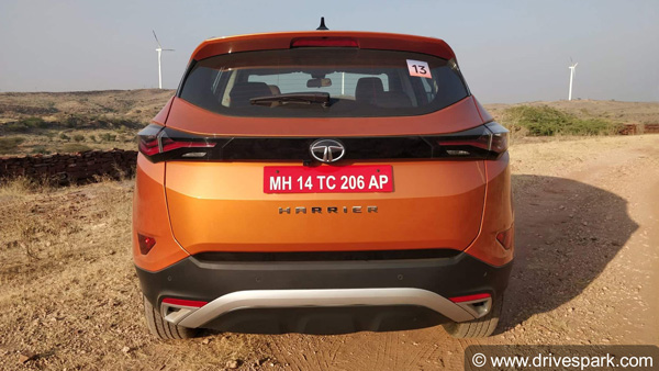 Tata Harrier Launch LIVE Updates