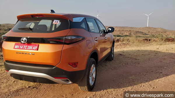 Tata Harrier Launched In India: Bookings, Details, Features & Specifications