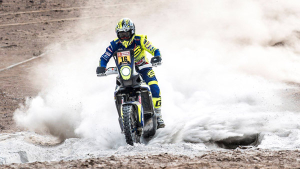 2019 Dakar Rally: Stage 5 Results