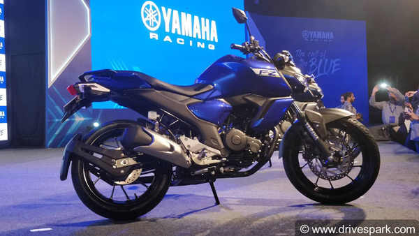 Yamaha FZ-S New Model (V3.0) Launched