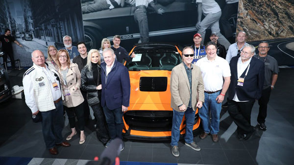 2020 ford mustang gt500 auction