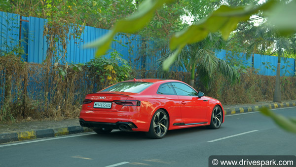 Audi RS5 Sportback Review