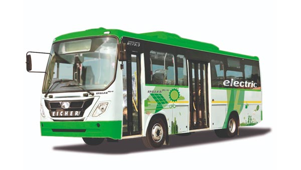Bangalore Electric Buses