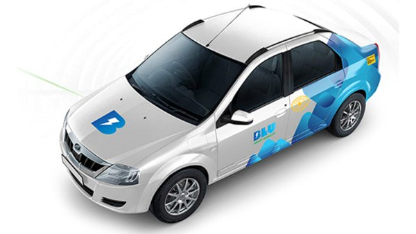 Blu-Smart Electric Taxi Launched In Delhi — India's First Fully-Electric Taxi Fleet