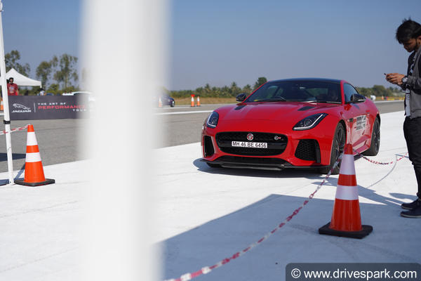 Jaguar Art Of Performance Tour In Bangalore 2019: Driving The Jaguar India Line-Up