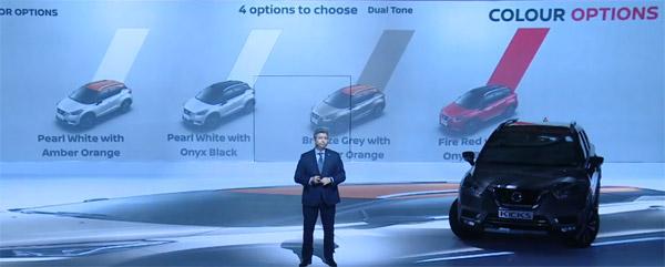 Four Colour Choices