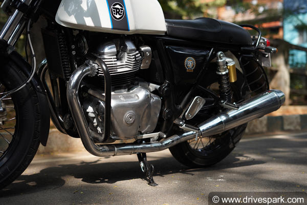 Royal Enfield Continental GT 650 Review & First Ride Report: Specifications, Price, Mileage, Features & Images