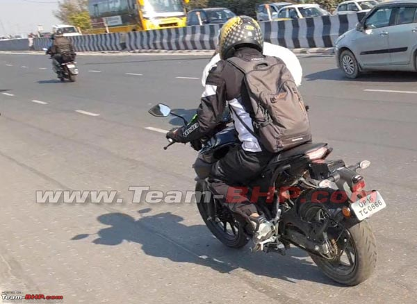 yamaha mt-15 spied india