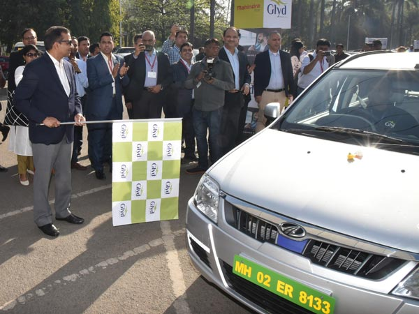 Electric Vehicles In India: Mahindra Electric Glyd