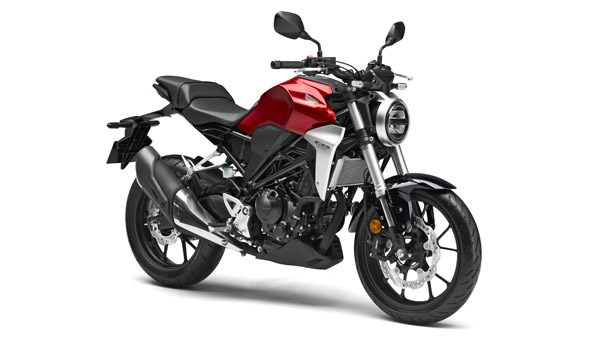 The New Honda CB300R Has Been Launched!