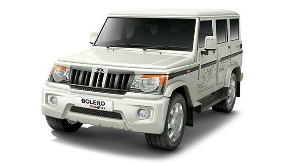 Mahindra Bolero To Be Updated Soon — Will Comply With Upcoming BS-VI And Safety Norms