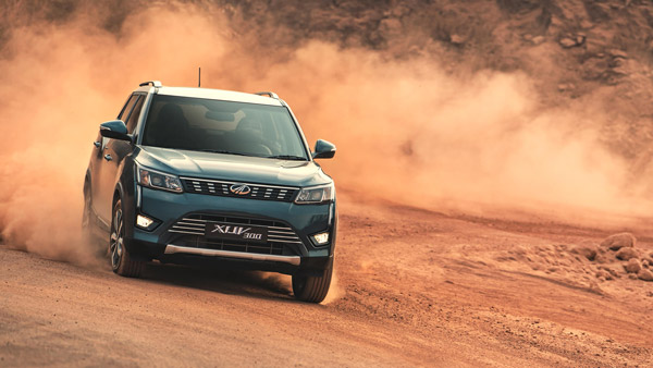 Mahindra XUV300 Variants And Features In Detail — Even The Base Variant Comes Loaded
