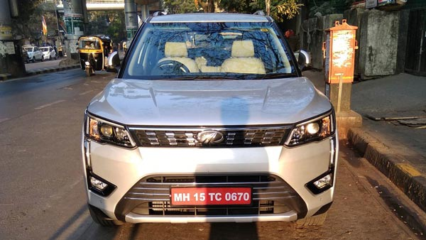 Mahindra XUV300 AMT Spied Testing For The First Time — India-Launch Confirmed For 2019