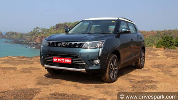 Mahindra XUV300's Automatic (AMT) Variant In Plans — Threat To The Vitara Brezza AMT's Market?