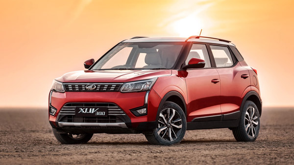 Mahindra Xuv300 Delivery Booking Details Deliveries Commence
