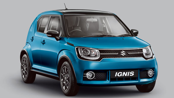 New Maruti Ignis Facelift (2019) Launch Confirmed For Feb-2019 — Only Minor Updates Expected