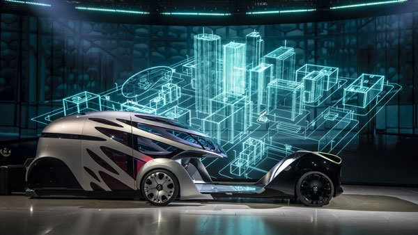 Mercedes-Benz To Reveal EQV Electric MPV