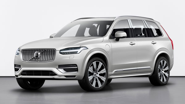 2020 Volvo Xc90 Unveiled Features Refreshed Design Kers