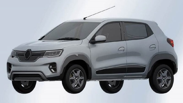 Renault Kwid Electric Patent Images Leaked — Is An India-Launch On The Cards?