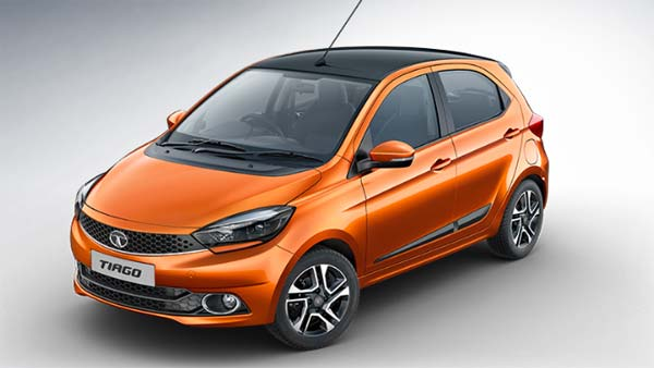 Tata Tiago's Sales Figures Cross Two Lakh — A New Sales Milestone