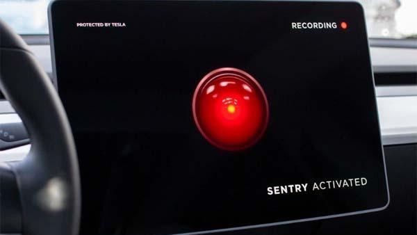 Tesla Sentry Mode — The Guardian Angel Of Your Tesla