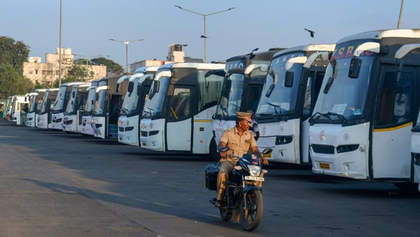 Transport Buses In India