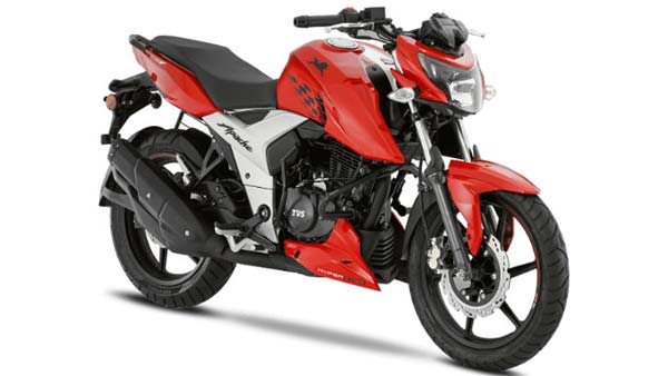TVS Apache RTR 160 4V FI ABS Launched At Rs 98,644 — Costlier By Rs 6,999