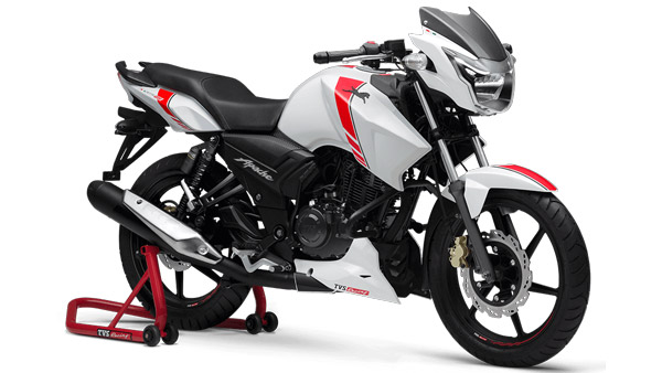 tvs apache rtr 160 abs launch india