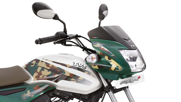 TVS Star City+ Kargil Edition Launched In India