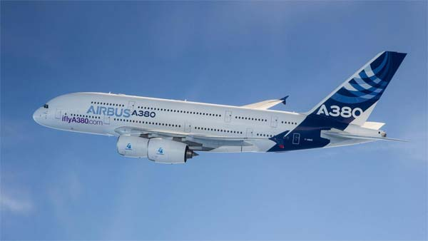 Airbus A380 Discontinued