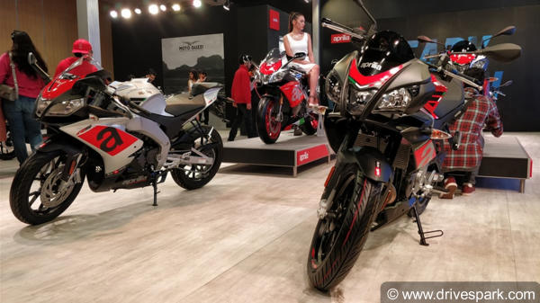 Aprilia 150cc Motorcycles Confirmed For India-Launch — Based On RS 150 And Tuono 150 Concepts
