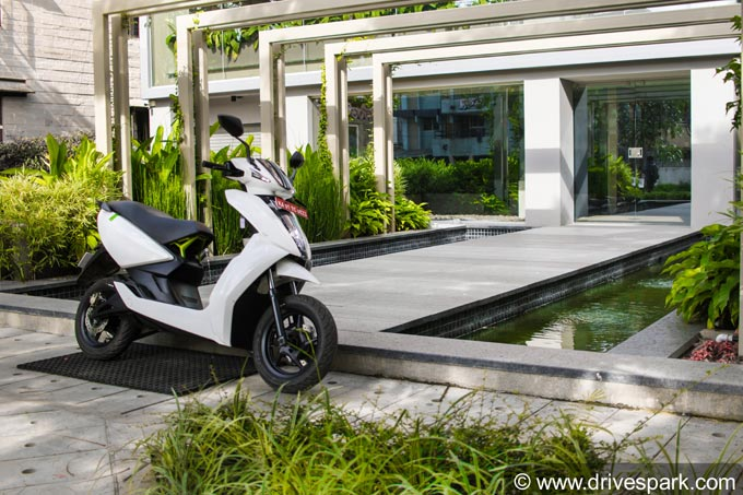 Ather Energy Rental & Leasing Plans