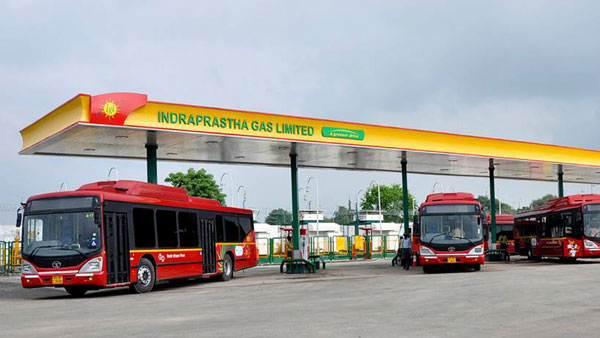 CNG Pumps In India