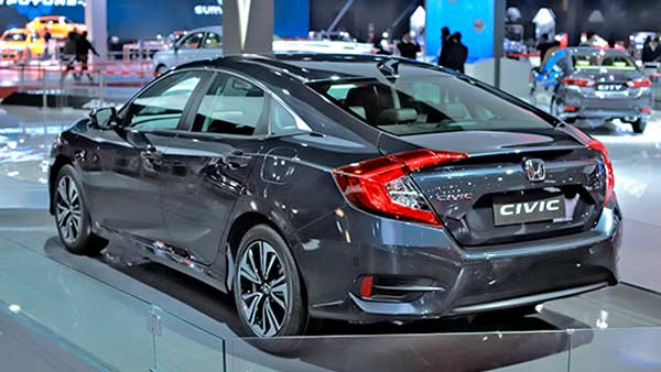 New Honda Civic 2019: Bookings Open