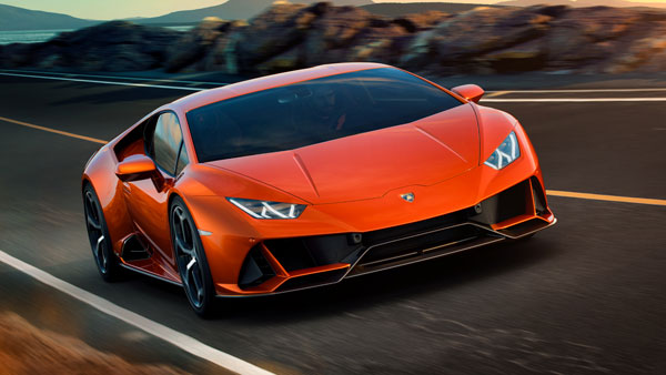 Lamborghini Huracan Evo Launched In India At Rs 3 73 Crore Details