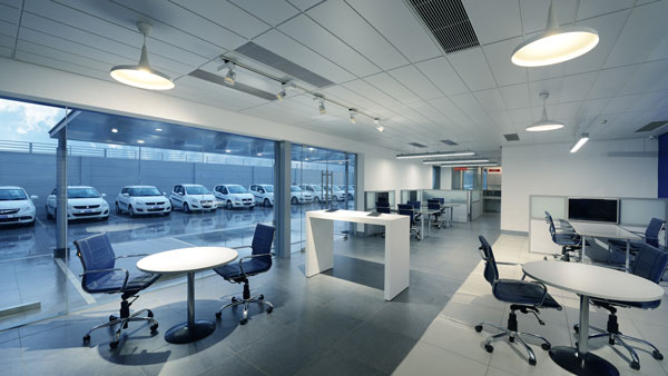 Maruti Used Car Dealership