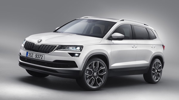 Skoda Karoq India-Launch Timeline Revealed — To Rival The Tata Harrier SUV