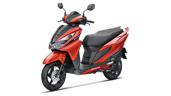 2019 Honda Grazia Launched In India — Priced At Rs 64,668