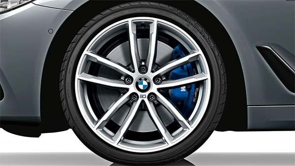BMW 530i M Sport Launch