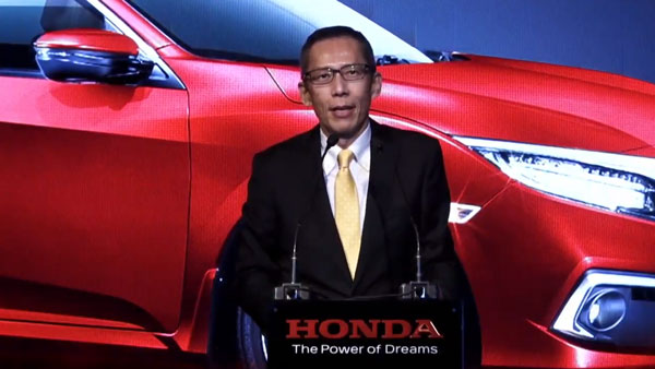 2019 Honda Civic Launch Live Updates