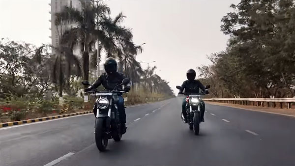Honda Launches TVC Video For CB 300R
